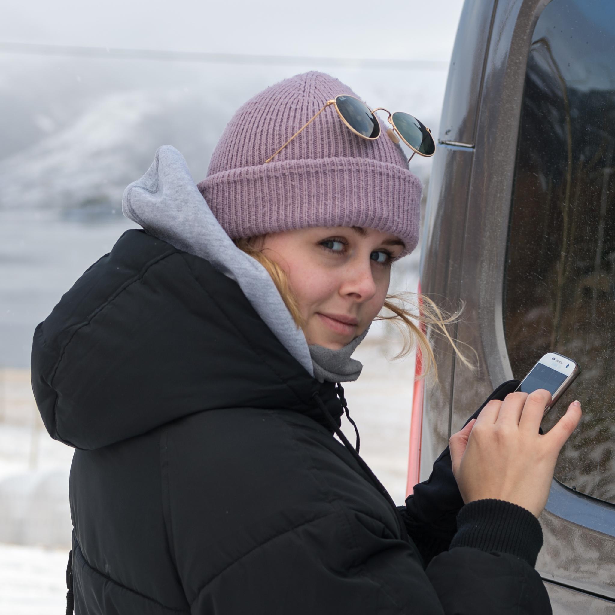 Julia Pöller - Fotoreise Norwegen