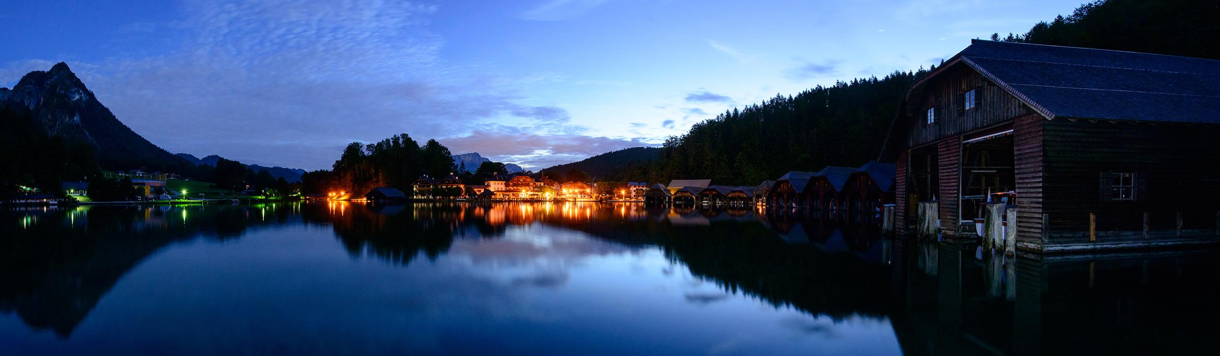 Königssee am Abend