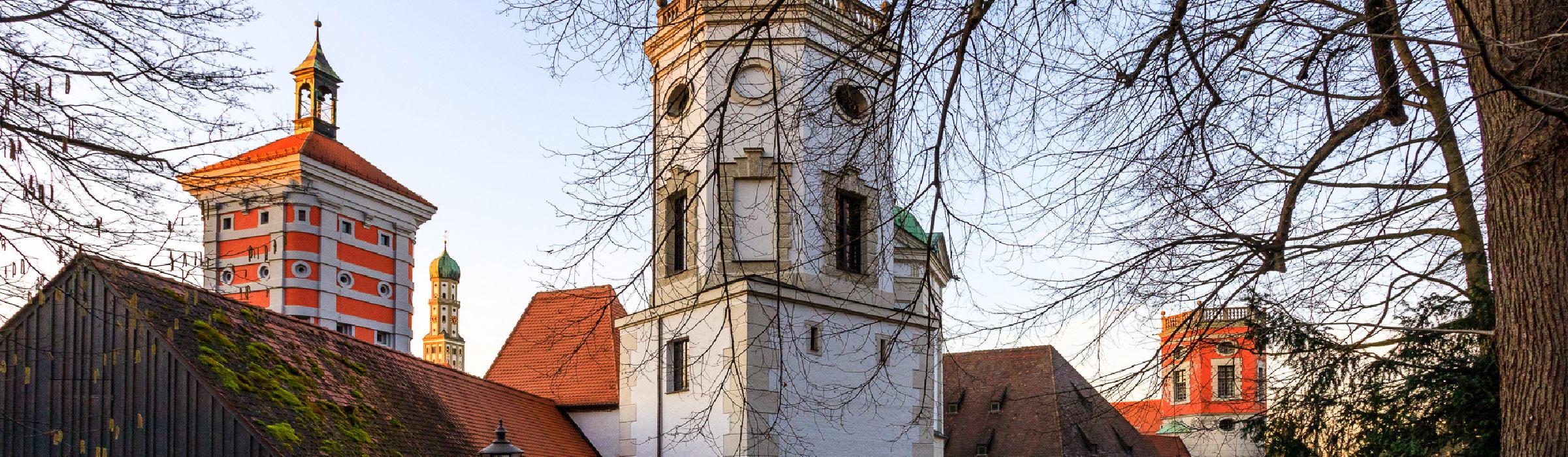 Stadtwanderung Augsburg