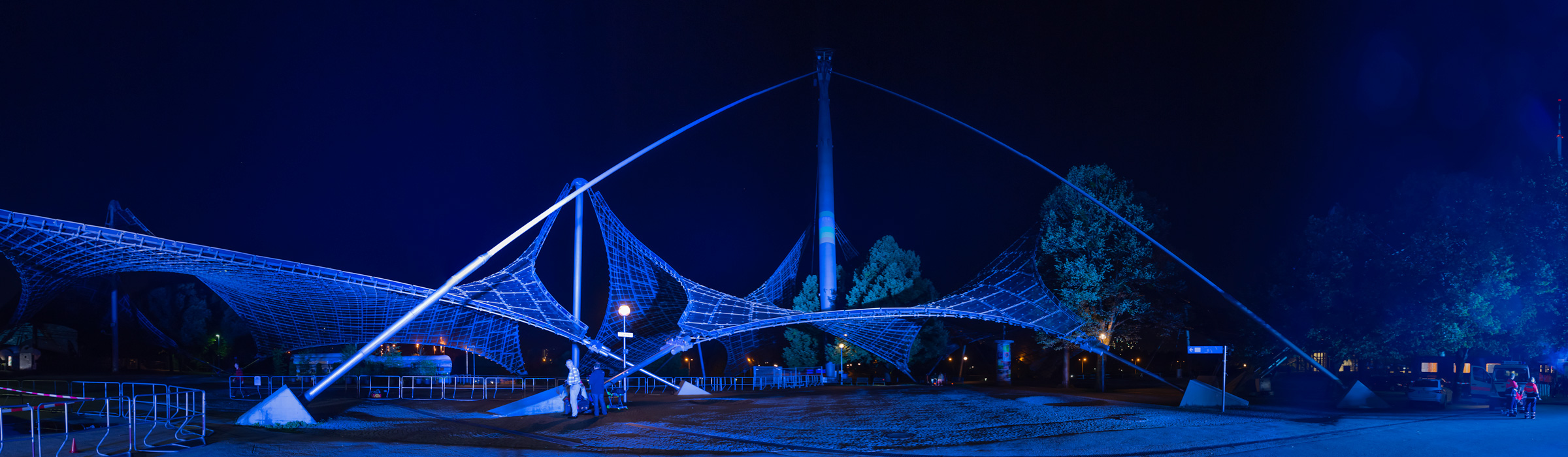 Stadtwanderung Olympiapark München
